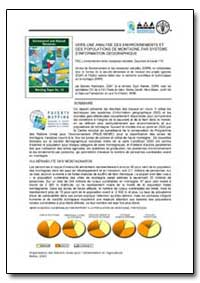 Vers une Analyse des Environnements et d... by Food and Agriculture Organization of the United Na...