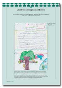Children's Perceptions of Forests by Food and Agriculture Organization of the United Na...