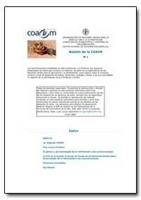 Boletin de la Coaim by Food and Agriculture Organization of the United Na...