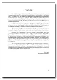 Technical Report No. 44 by Food and Agriculture Organization of the United Na...
