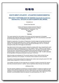 South West Atlantic by Food and Agriculture Organization of the United Na...