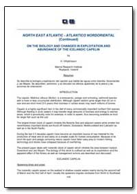 North East Atlantic - Atlantico Nordorie... by Food and Agriculture Organization of the United Na...
