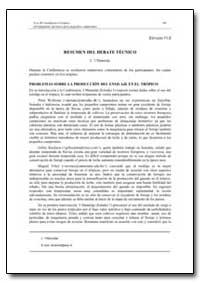 Resumen Del Debate Tecnico by Mannetje, L. T.