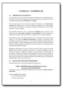 Importancia das Pescas by Food and Agriculture Organization of the United Na...