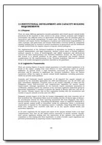 Institutional Development and Capacity B... by Food and Agriculture Organization of the United Na...