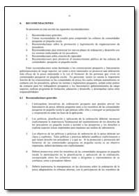 Recomendaciones by Food and Agriculture Organization of the United Na...