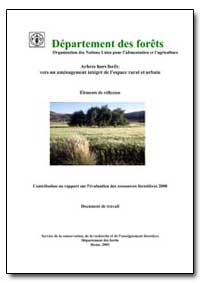 Departement des Forets by Food and Agriculture Organization of the United Na...