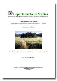 Departamento de Montes by Food and Agriculture Organization of the United Na...