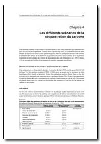 Les Differents Scenarios de la Sequestra... by Food and Agriculture Organization of the United Na...