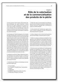 Role de la Valorisation et de la Commerc... by Food and Agriculture Organization of the United Na...
