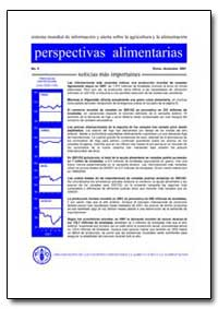Perspectivas Alimentarias by Food and Agriculture Organization of the United Na...