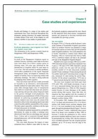 Case Studies and Experiences by Food and Agriculture Organization of the United Na...