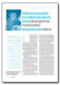 La Experiencia Chilena by Food and Agriculture Organization of the United Na...