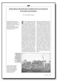 Indicadores de la Biodiversidad en Los I... by Newton, A. C.