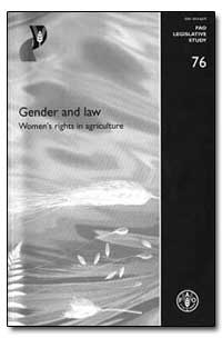 Gender and Law Women's Rights in Agricul... by Food and Agriculture Organization of the United Na...