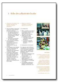 Roles des Collectivites Locales by Food and Agriculture Organization of the United Na...