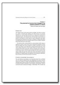 The Potential for Farm/Non-Farm Linkages... by Al-Hassan, Ramatu