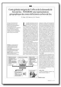 Carte Globale Integree de Loffre et de l... by Drigo, R.