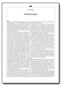 Dendroenergia by Food and Agriculture Organization of the United Na...