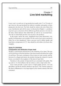 Live Bird Marketing by Food and Agriculture Organization of the United Na...