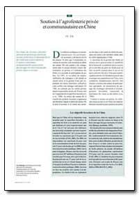 Soutien a Lagrofesterie Privee et Commun... by Liu, J. L.