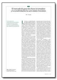 El Mercado de Gases de Efecto Invernader... by Trexler, M. C.