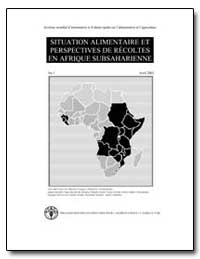 Situation Alimentaire et Perspectives de... by Food and Agriculture Organization of the United Na...