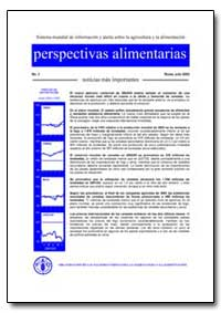 Perspectivas Alimentarias Organizacion d... by Food and Agriculture Organization of the United Na...