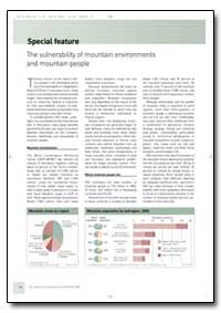 The Vulnerability of Mountain Environmen... by Food and Agriculture Organization of the United Na...