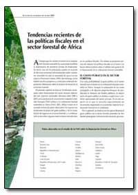 Tendencias Recientes de las Politicas Fi... by Food and Agriculture Organization of the United Na...