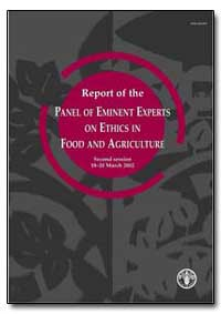 Report of the Panel of Eminent Experts o... by Food and Agriculture Organization of the United Na...