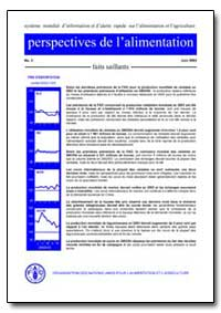 Perspectives de Lalimentation by Food and Agriculture Organization of the United Na...