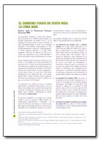El Carbono Fijado de Costa Rica la Linea... by Food and Agriculture Organization of the United Na...