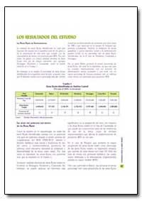 Los Resultados Del Estudio by Food and Agriculture Organization of the United Na...