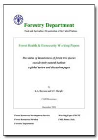 The Status of Invasiveness of Forest Tre... by Haysom, K. A.