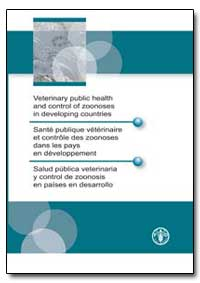 Veterinary Public Health and Control of ... by Food and Agriculture Organization of the United Na...