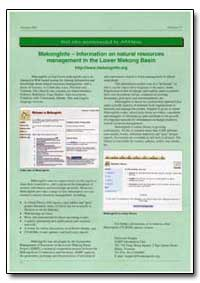Mekong Lnfo- Information on Natural Reso... by Food and Agriculture Organization of the United Na...