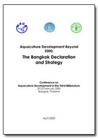 Aquaculture Development Beyond 2000 the ... by Food and Agriculture Organization of the United Na...