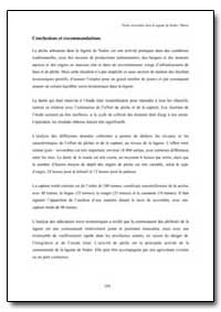 Conclusions et Recommandations by Food and Agriculture Organization of the United Na...