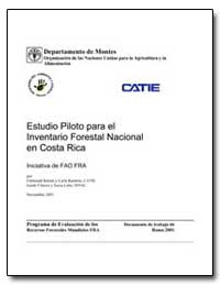 Estudio Piloto para El Inventario Forest... by Kleinn, Christoph
