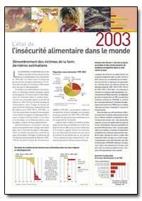 Denombrement des Victimes de la Faim Der... by Food and Agriculture Organization of the United Na...