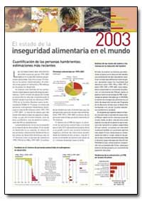 Cuantificacion de las Personas Hambrient... by Food and Agriculture Organization of the United Na...