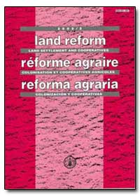 Land Reform Reforme Agraire Reforma Agra... by Food and Agriculture Organization of the United Na...