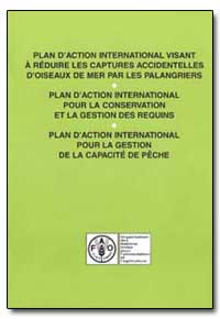 Plan D'Action International Visant a Red... by Food and Agriculture Organization of the United Na...