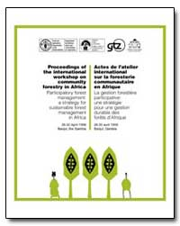 Proceedings of the International Worksho... by Food and Agriculture Organization of the United Na...