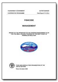 Fao/Norway Programme of Assistance to De... by Food and Agriculture Organization of the United Na...