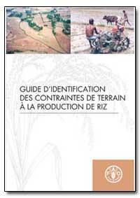 Guide D'Identification des Contraintes d... by Chaudhary, R. C.