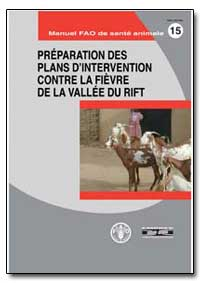 Preparation des Plans Dintervention Cont... by Geering, William A.