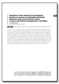 Evaluation of the Impacts of Participato... by Hamissou, Garba