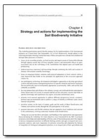 Strategy and Actions for Implementing th... by Food and Agriculture Organization of the United Na...